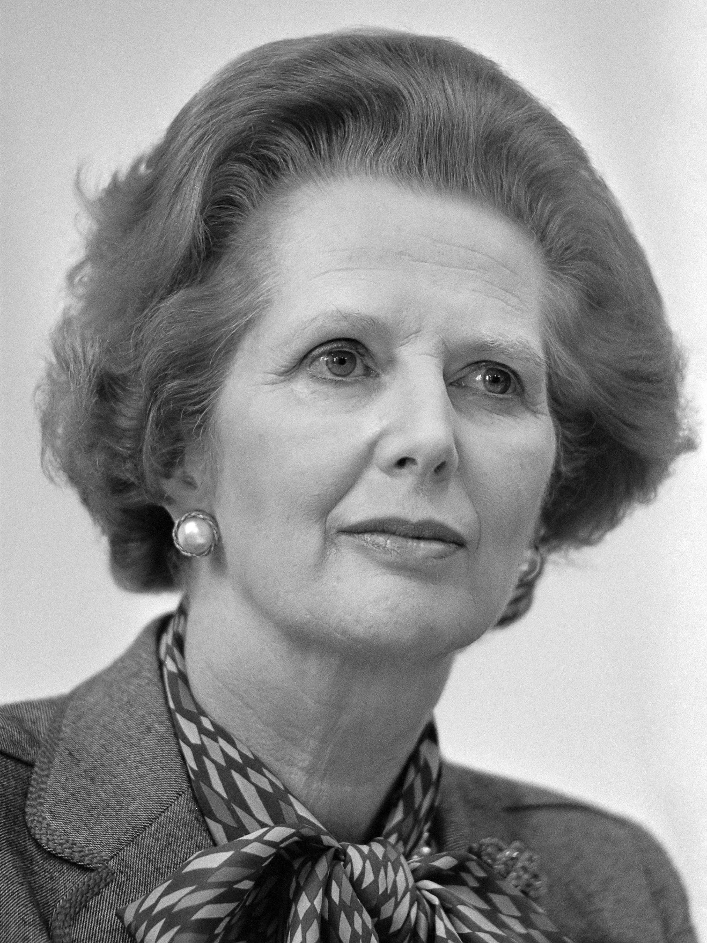 margaret thatcher leadership Baroness margaret thatcher,  in opposition she stood against edward heath for the party leadership in 1975 and won her victory was considered a surprise by many.